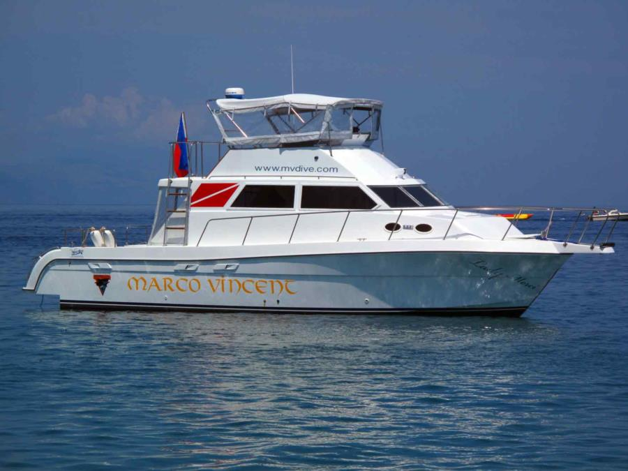 Lady Merci Dive Cruiser