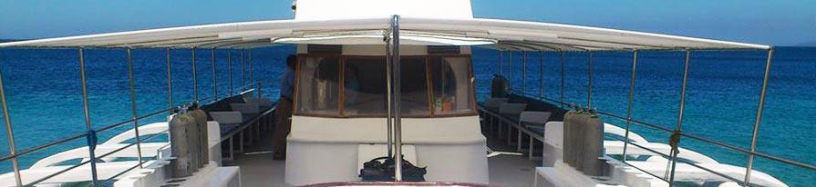MV Big Beth Dive Safari Boat