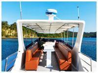MV Big Beth Dive Safari Boat - Top Deck