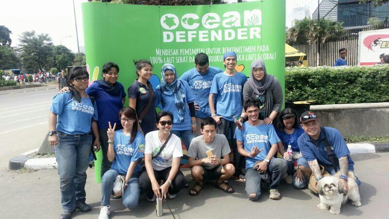 We are Ocean Defenders!