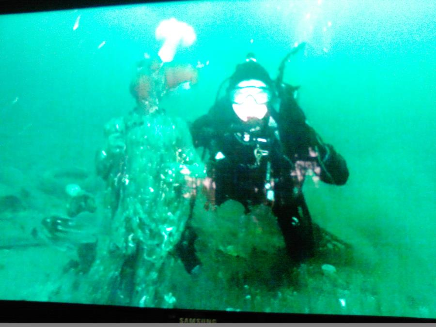 scuba diving in Seattle area.