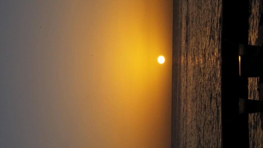 sunset at moneybar