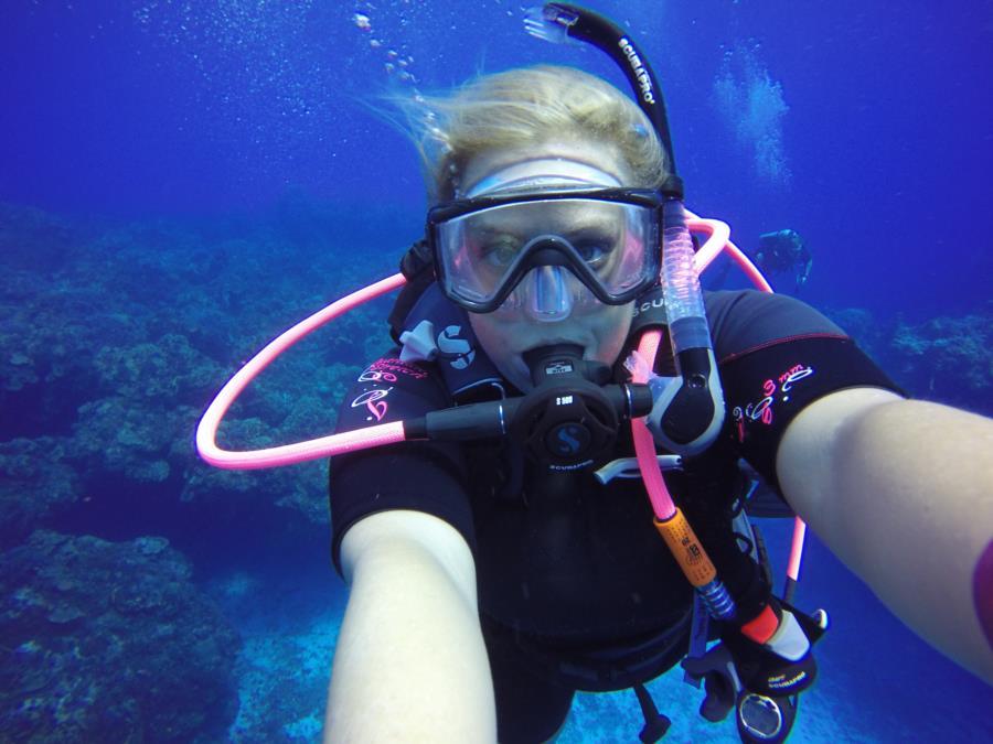 1st dive trip! Cozumel, México 8/2015