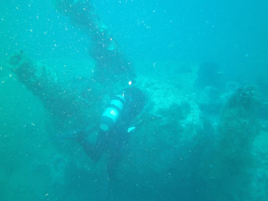 U-352 Conning Tower