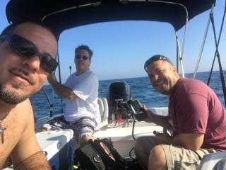 Fort lauderdale Boat Dive