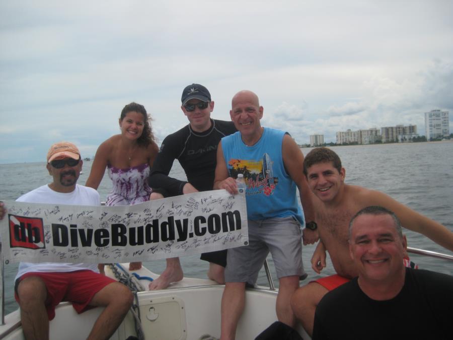 Dive Buddies 9.27.15