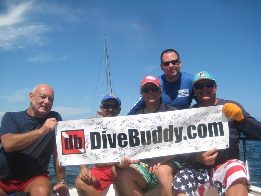 Dive Buddies 9.17.16