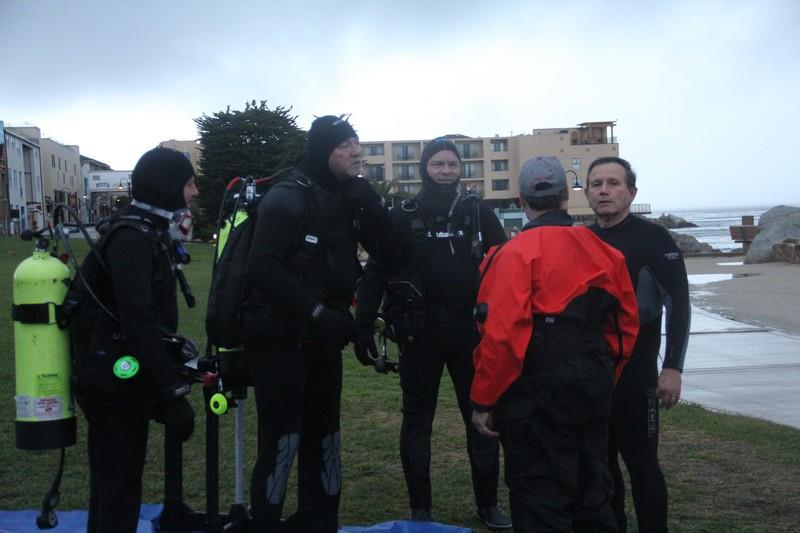 Dive Briefing