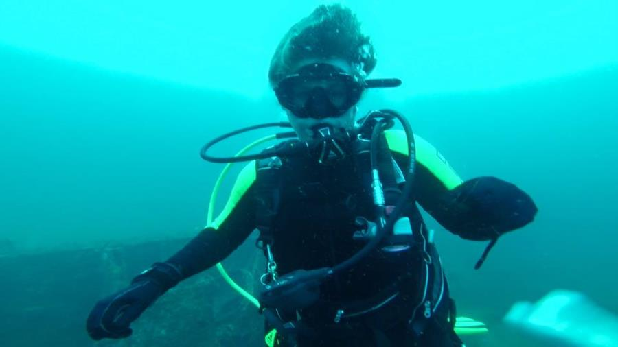 Diving with Dive Locker Panama City