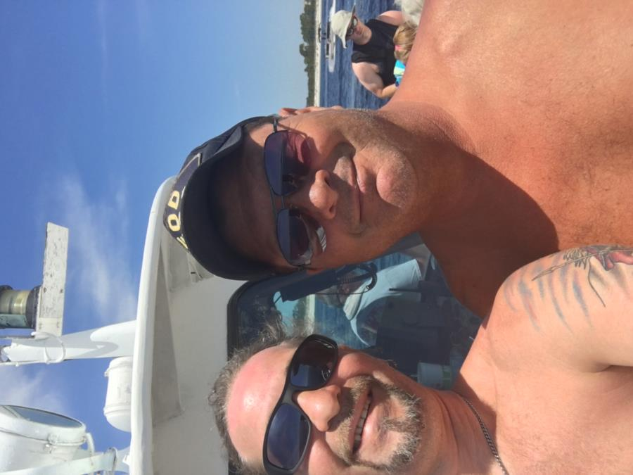 Great dive buddy and generous person