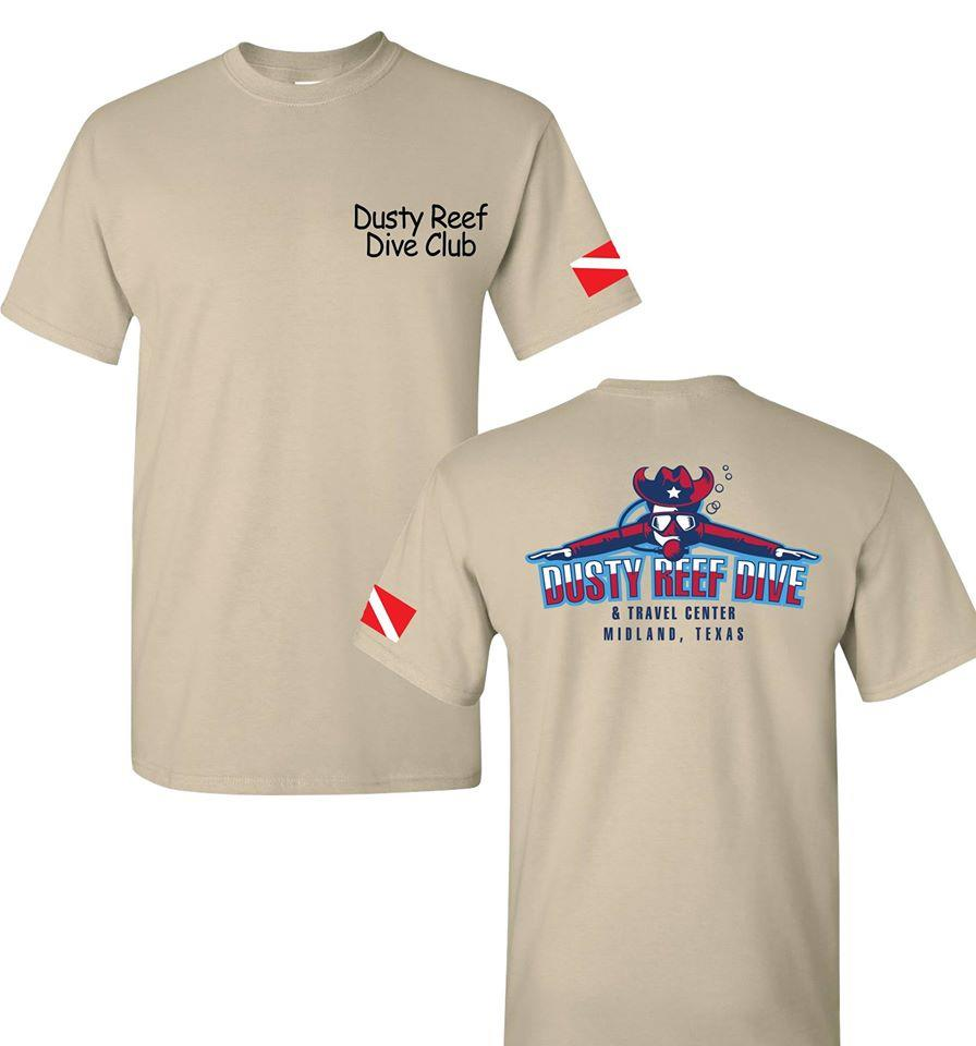 Our new shirts