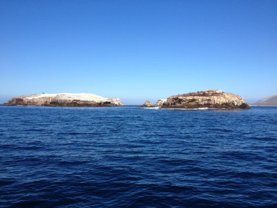 Gull Island off Santa Cruz Island
