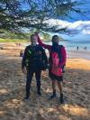 Me and Pink Lloyd on Maui