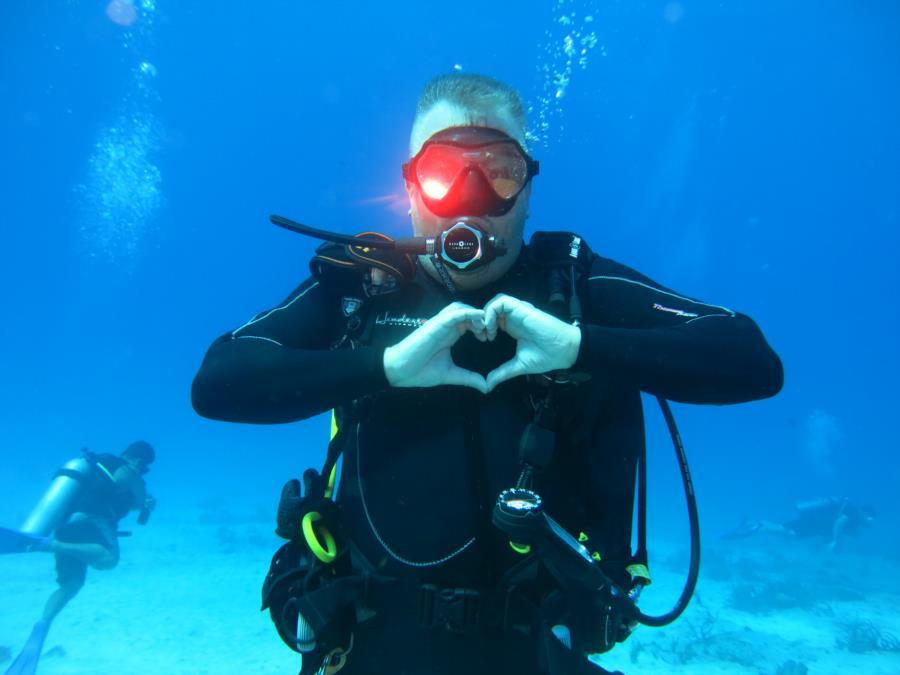 I love scuba