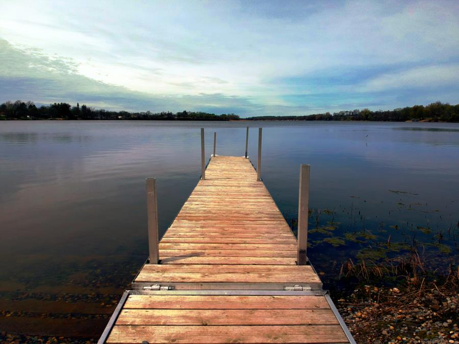 Picture of a dock