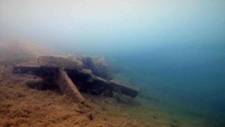 Underwater Mine Equipment