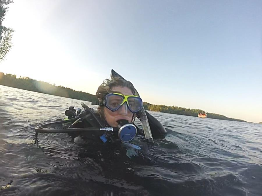 St Lawrence Drift Dive