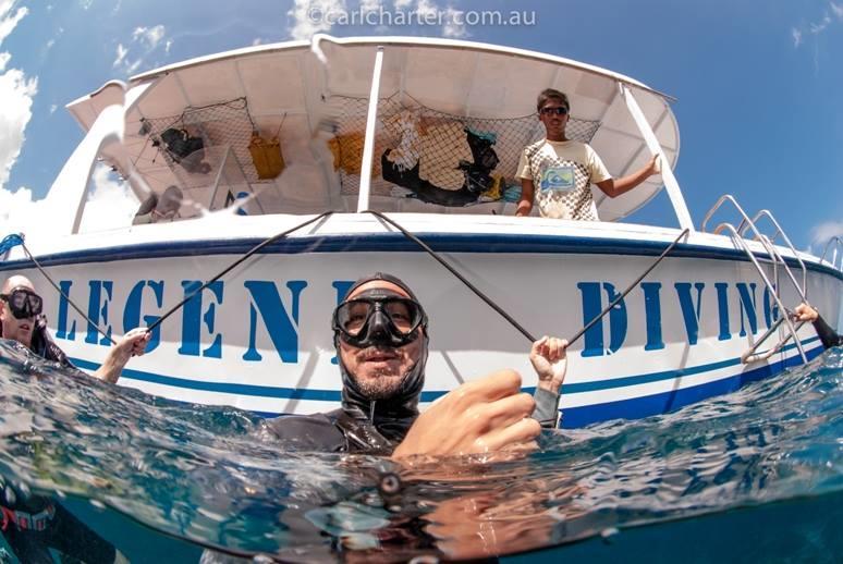 Legend Diving Lembongan