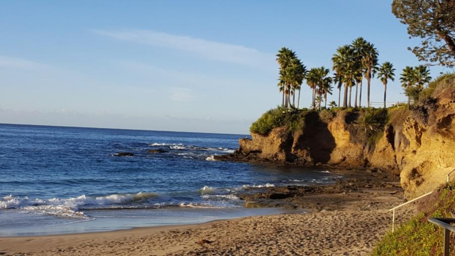 Shaw's Cove, Laguna Beach CA