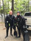 Flood Diving Cold Lake