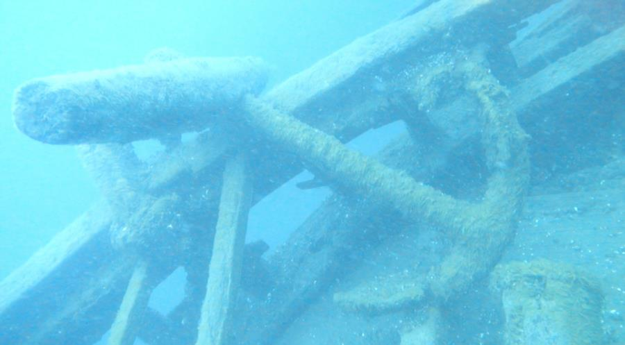 Arabia wreck-Tobermory