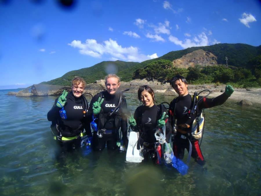 Yakushima Dive 4