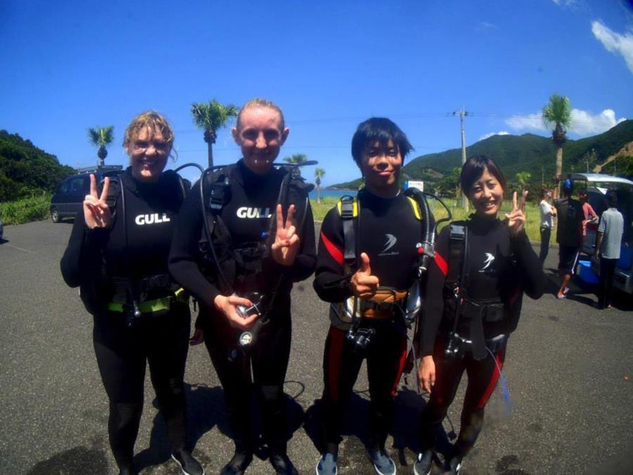 Yakushima Dive