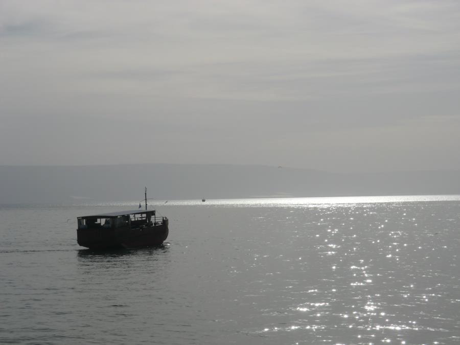 Sea of Galilee Boat