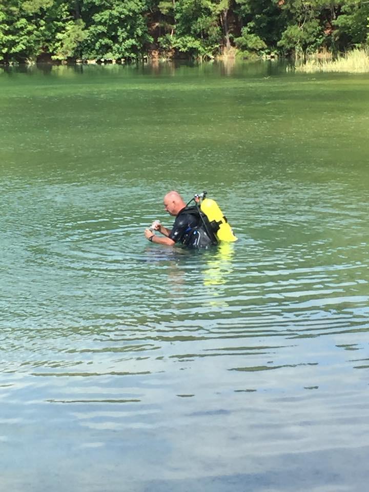 Blue Lagoon, Huntsville, Texas