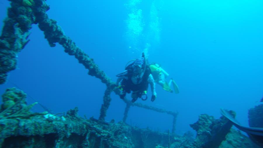 Duane Wreck Key Largo