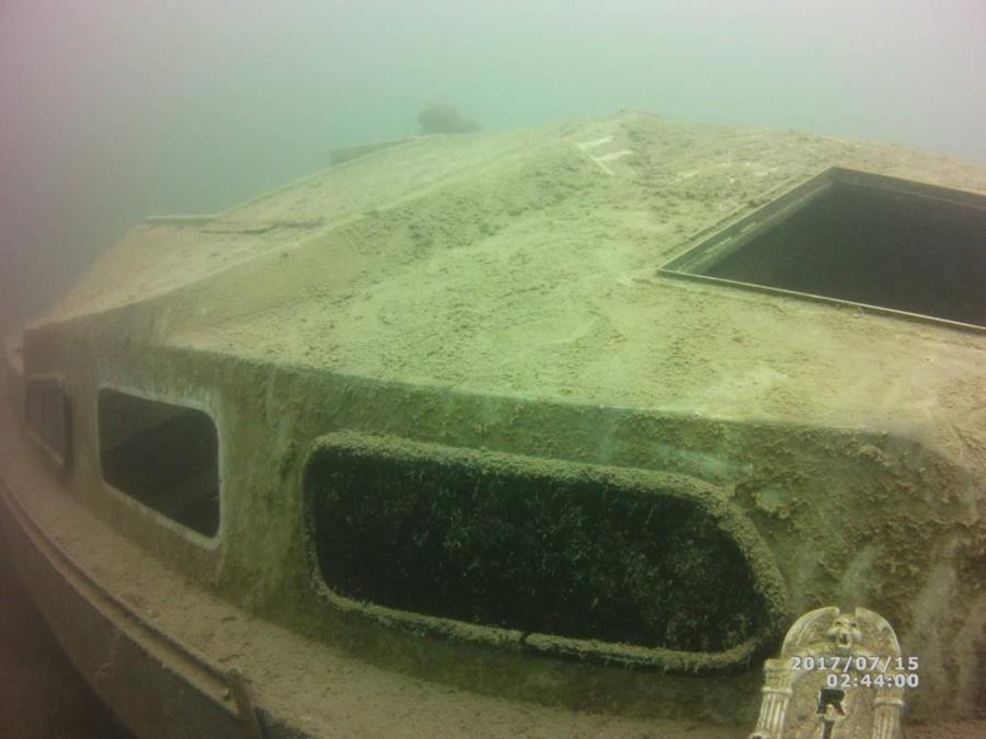 Sailboat-Philadelphia Quarry