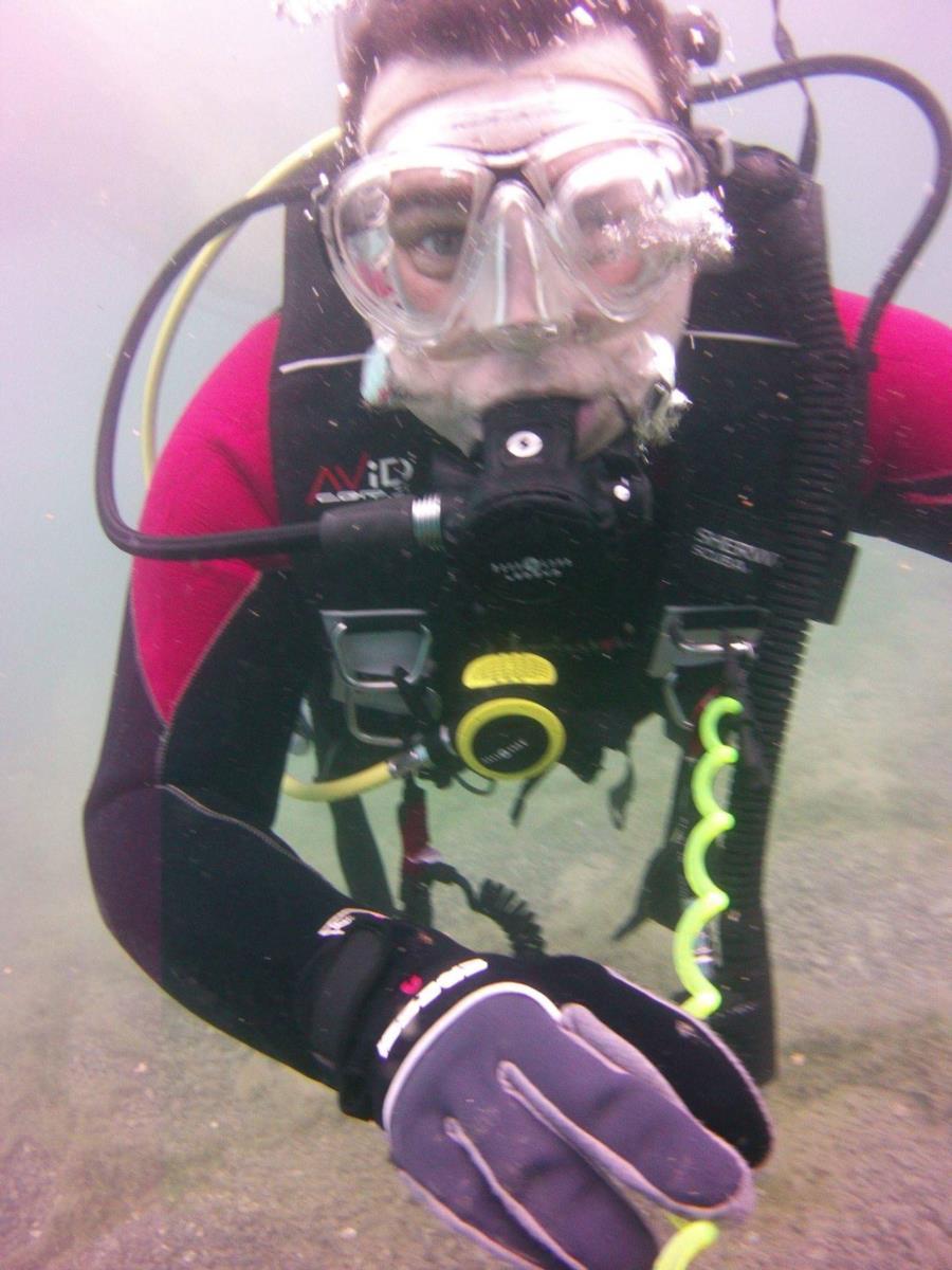 Diving Selfie-2