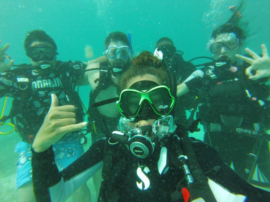 SSD Happy Divers