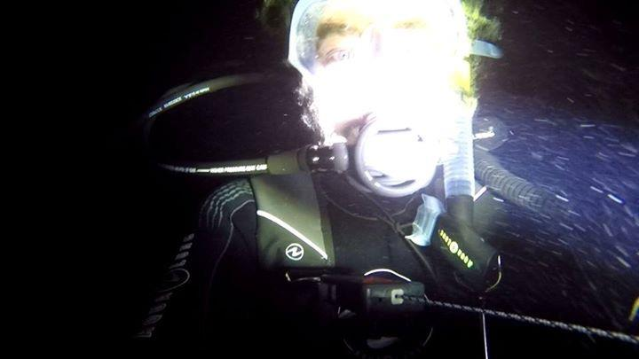 Florida - Night Reef Dive