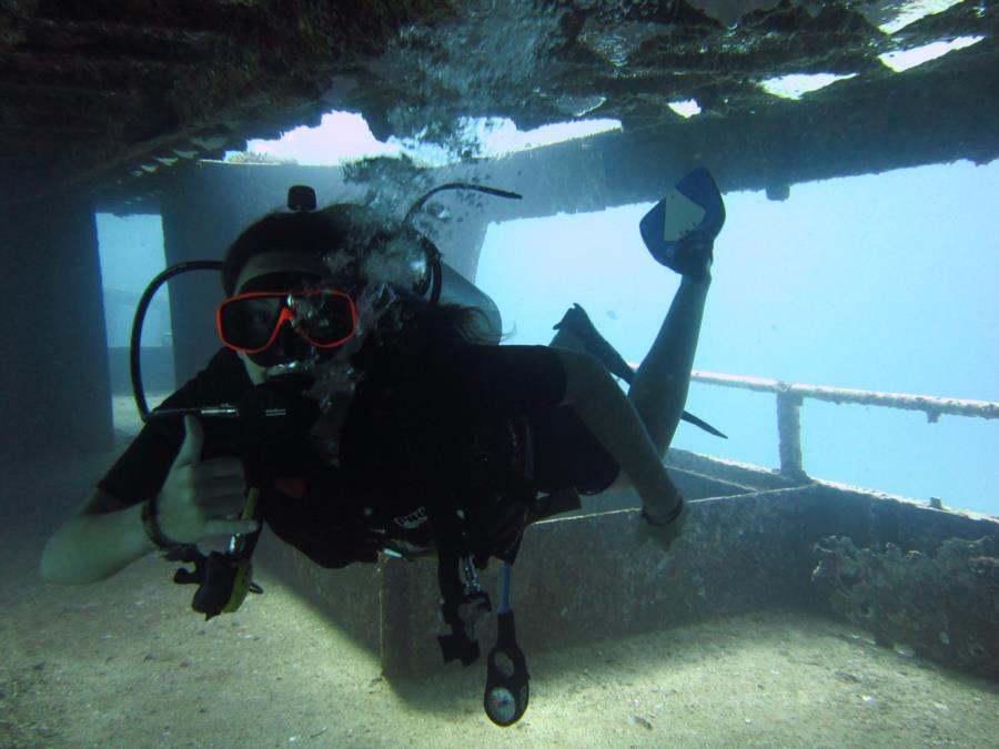 Shipwreck Phuket, Thailand