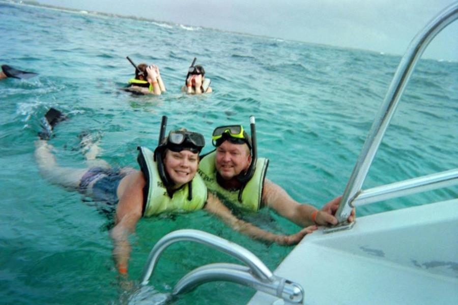 Snorkeling Freeport Bahamas