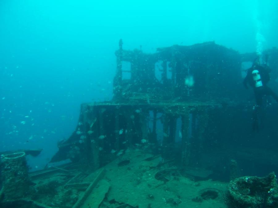 Hyde Wreck