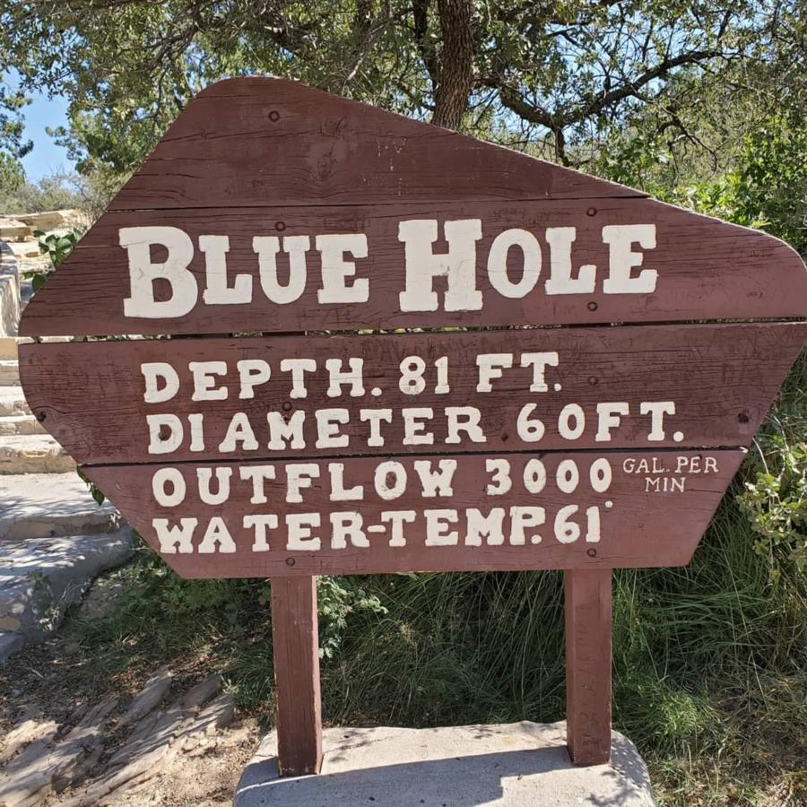 Blue Hole Santa Rosa, NM