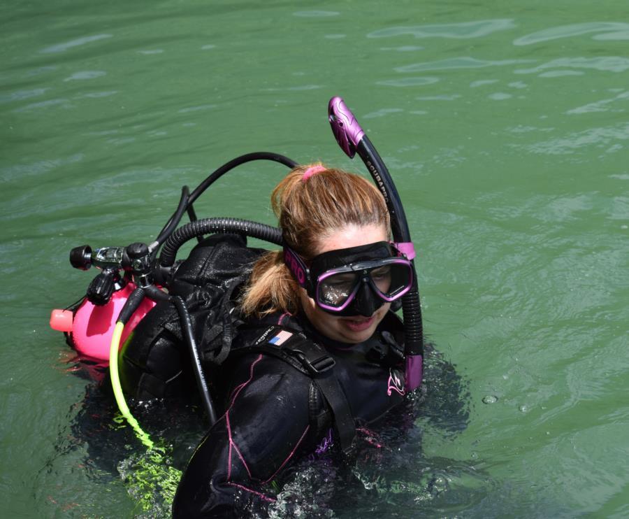 Wreck Diving Cert
