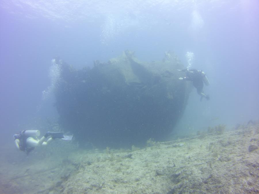 Bentwood Wreck