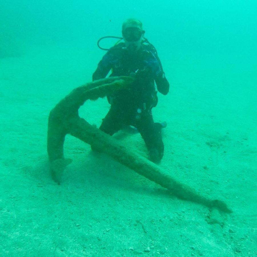 Spanish Anchor, Key Largo