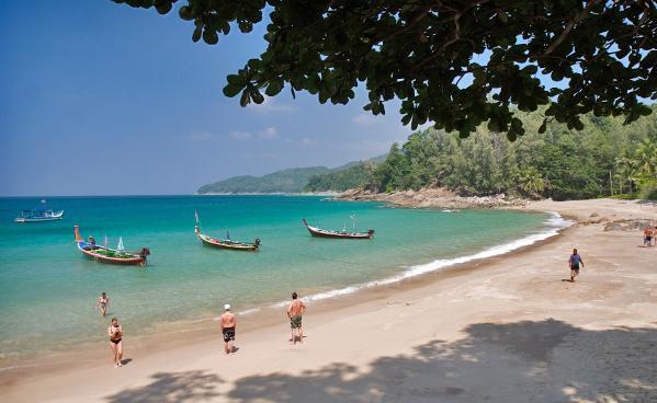 Banana Beach - Phuket / Thailand