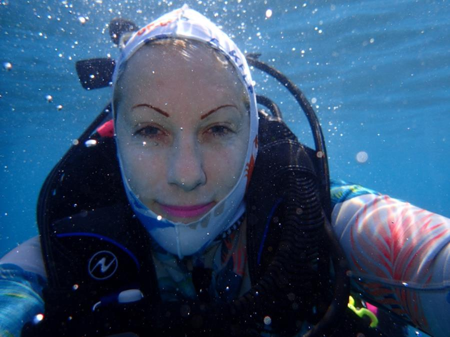 kona -no mask -no reg selfie