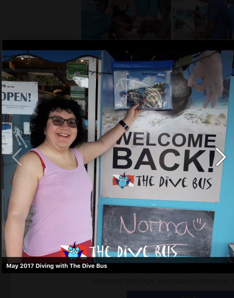 Dive Bus 2 5/17