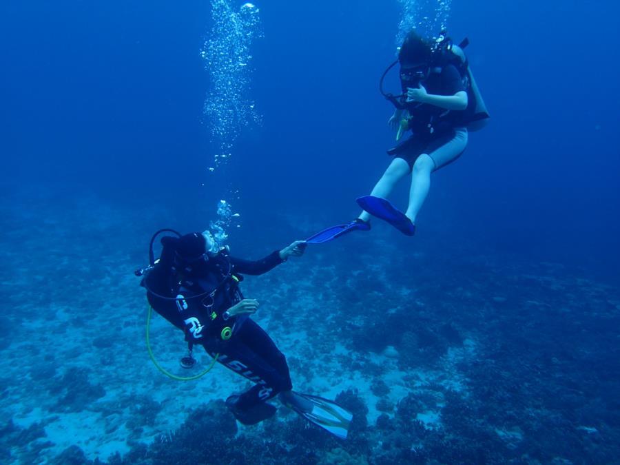 diving at Phuket