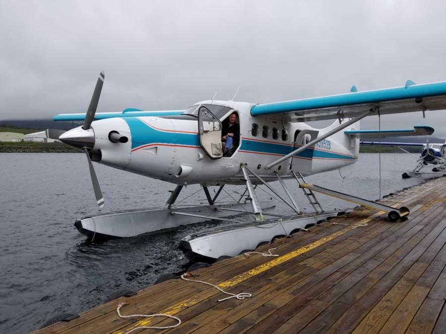 Alaska Sea Plane