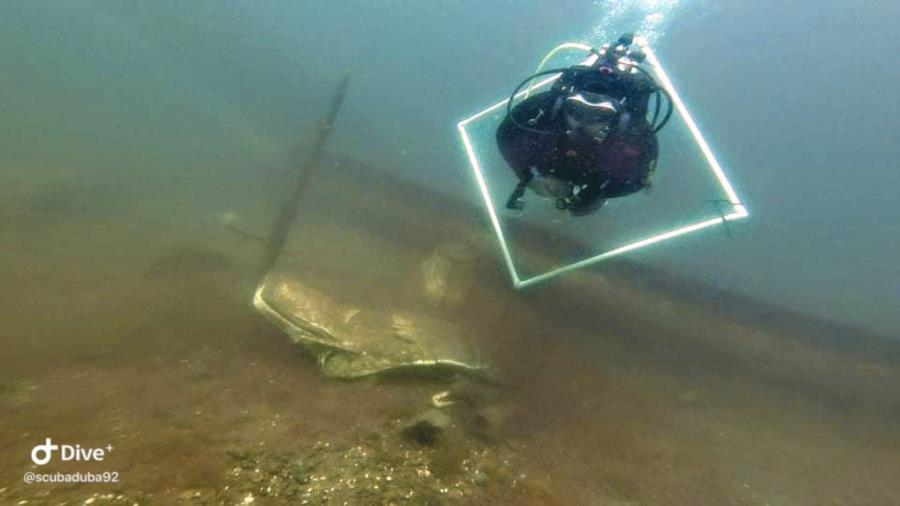 Diving Lake Phoenix