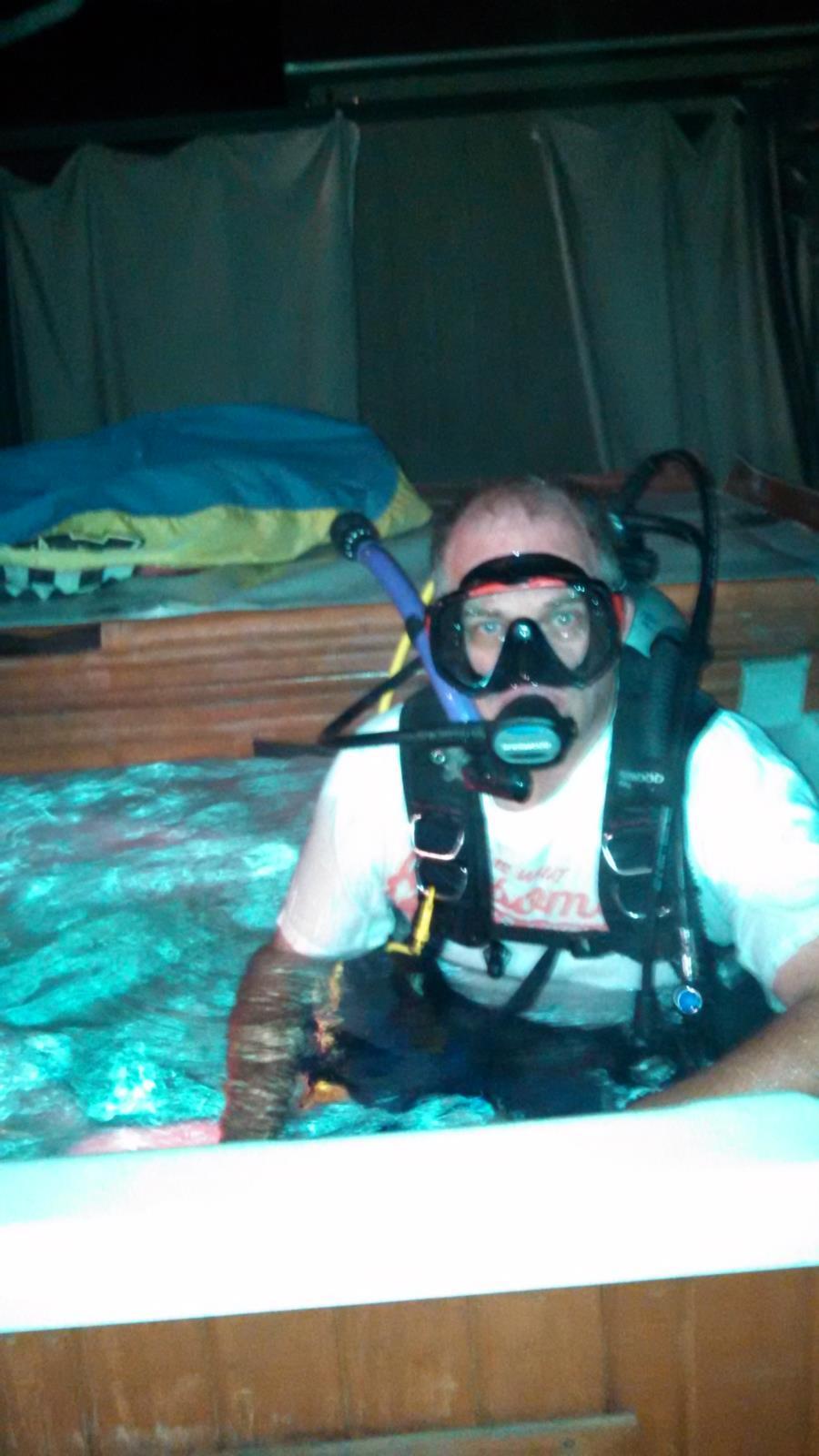 Thermal Dive