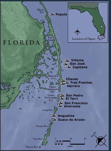 1733 ship wreck Fleet