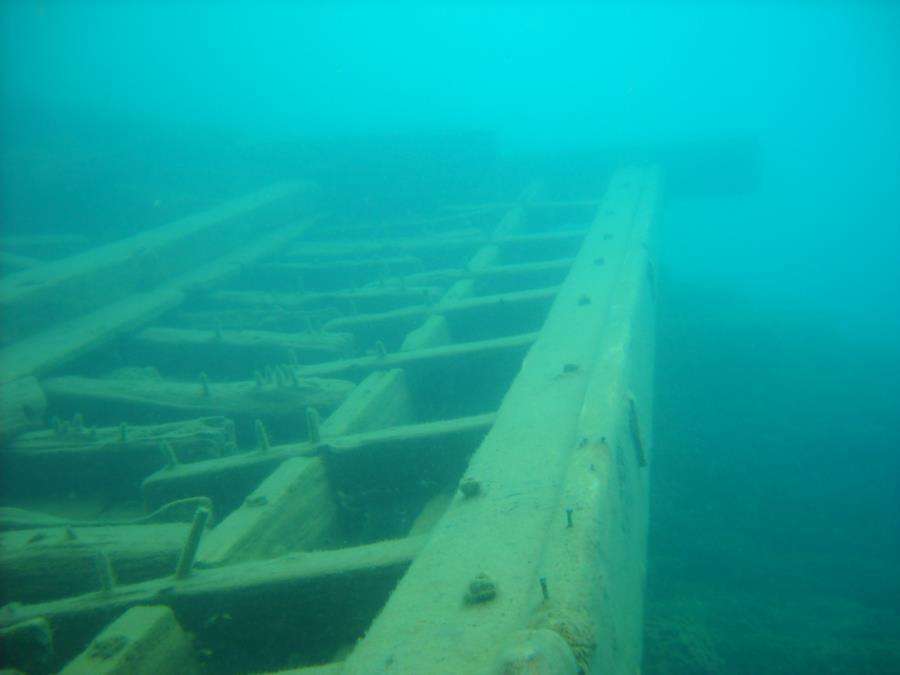 Tobermory wreck